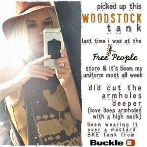 free people chaser woodstock tank
